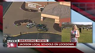 7th-grader shoots himself at Jackson Memorial Middle School in Stark County