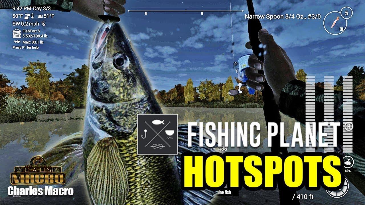 BEST HOTSPOT | EMERALD LAKE 2 | MORE WALLEYE | BIG MONEY MAKING XP GRIND |  Fishing Planet | Ep  8