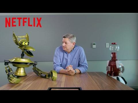 MST3K   Tom Servo & Crow Pitch Shows to Netflix [HD]   Netflix