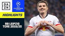 RB Leipzig: Alle UCL-Tore 2019/20 | UEFA Champions League | DAZN Highlights