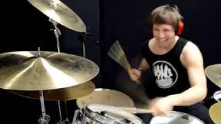 Samavayo - Sirens | Stoner Rock Drum Beat | Drums Only | Vatan | Drum Cam | Stephan Voland