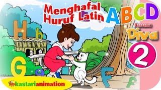 Video Menghafal Huruf Latin ABCD HD - Part 2 | Kastari Animation Official download MP3, 3GP, MP4, WEBM, AVI, FLV November 2018
