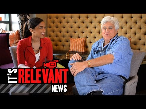 Jay Leno Exclusive Interview - Connecticut (May, 2015)