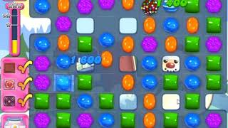 Candy Crush Saga Level 2801 - NO BOOSTERS