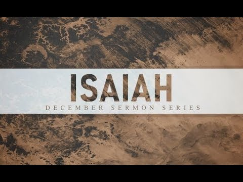 Isaiah 40   Two Realities, Three Promises