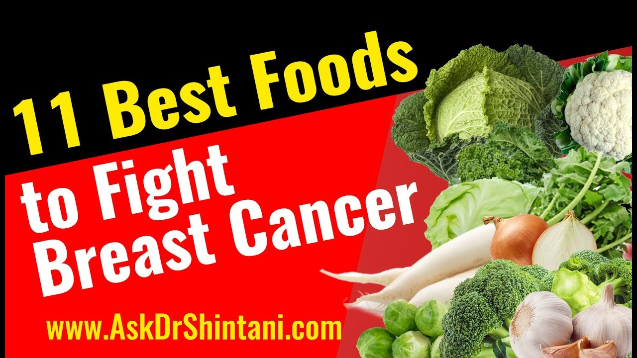 what diet is best for breast cancer