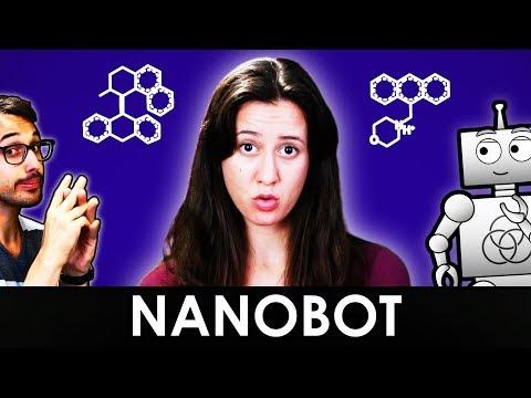 Nanobot (Havana Parody) | A Capella Science ft. Dorothy Andrusiak