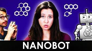 Nanobot (Havana Parody)   A Capella Science ft. Dorothy Andrusiak