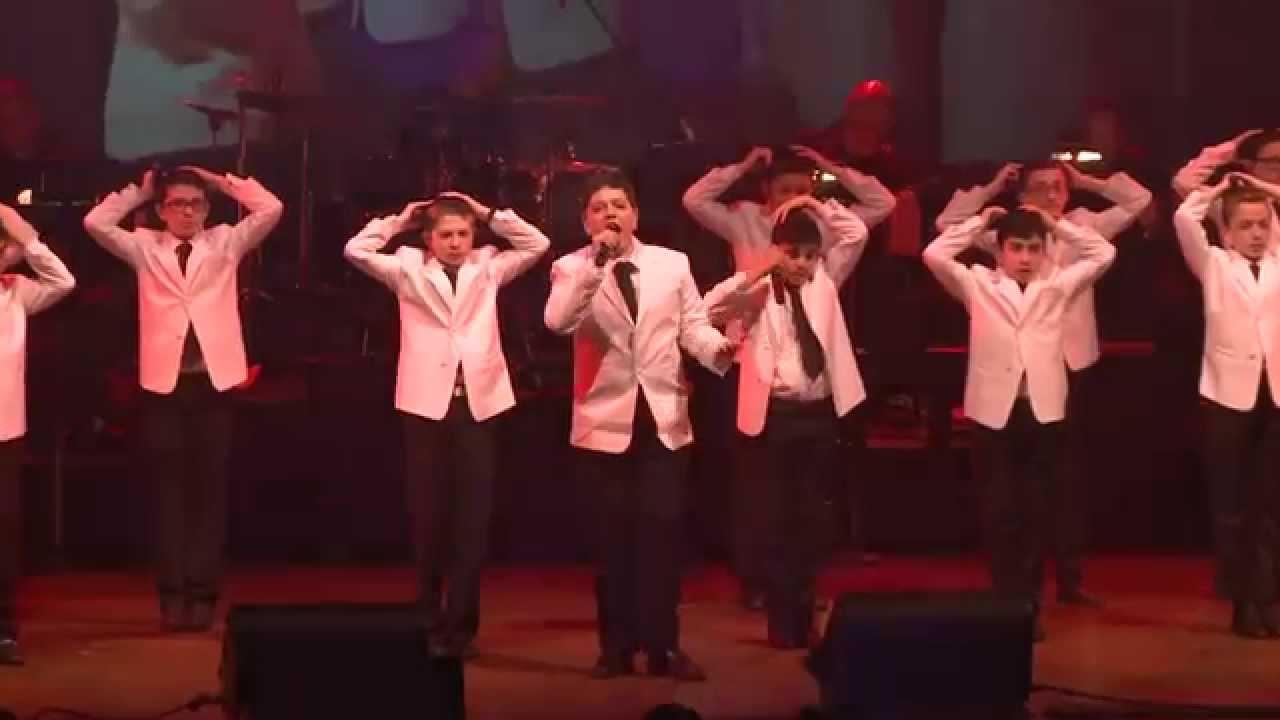 Yerachmiel Begun & The Miami Boys Choir - UT UT