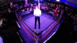 Mansfield | Ultra White Collar Boxing 14