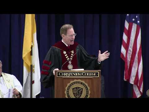 President's Charge to the Graduates | Dr. Timothy O'Donnell