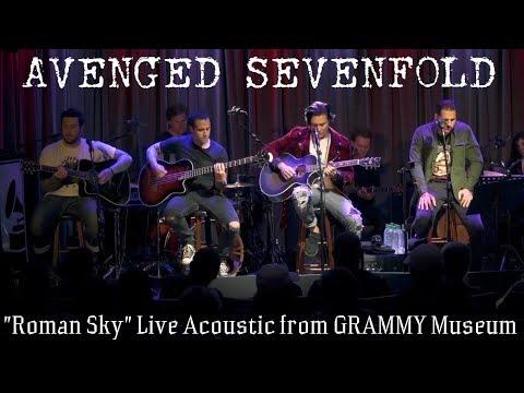 Avenged Sevenfold - Roman Sky [Live Acoustic]