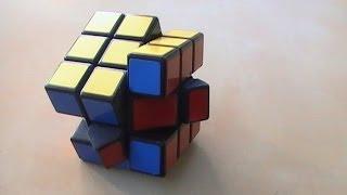 'Half Mixup Cube' Mod Improvement (Cutter Cube)