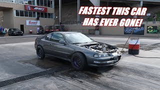 Download 1000Hp Prelude Makes Its FASTEST PASS EVER! Mp3 and Videos