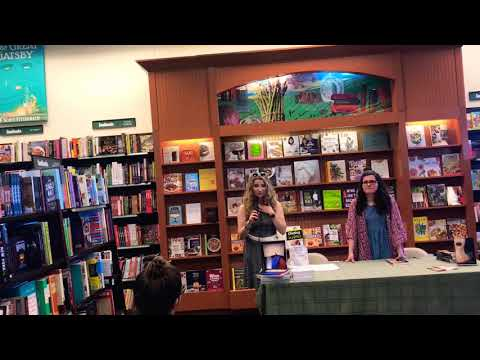 Morissa Schwartz, GenZ Publishing at Barnes & Noble