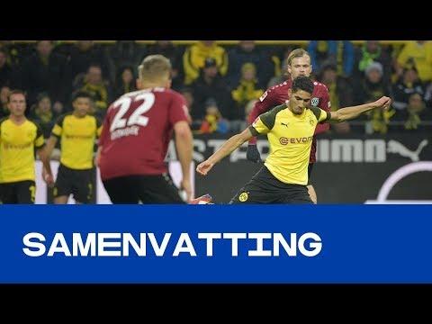 HIGHLIGHTS | Borussia Dortmund - Hannover 96