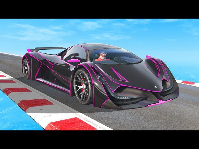 NEW $3,000,000 ULTRA SUPER CAR! (GTA 5 Online DLC)