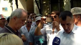 Președinția promie (iar) că va discuta cu refugiații de la Nistru - Curaj.TV