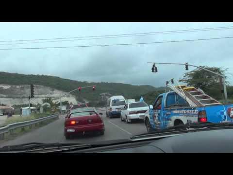 North Coast Motorway Jamaica