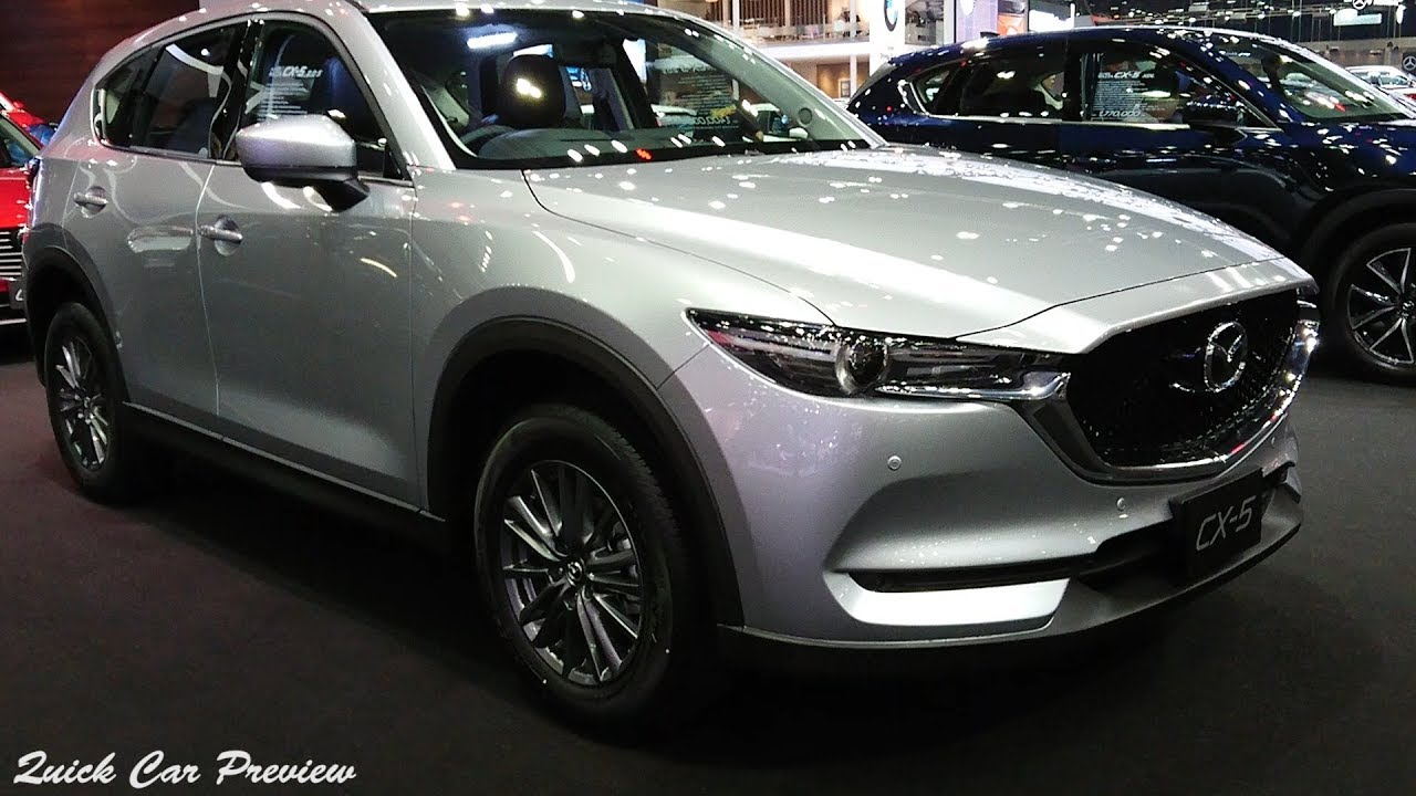 Quick Preview 2019 Mazda Cx 5 2 0 S 2wd Youtube
