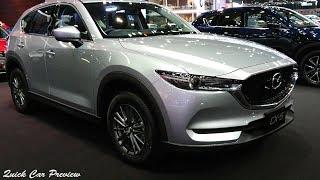 Quick Preview : 2018 Mazda CX-5 2.0 S 2WD