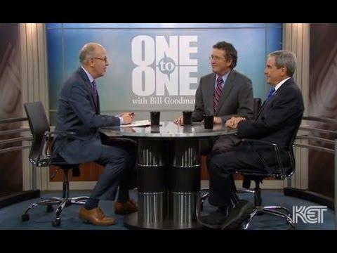 U.S. Reps. Thomas Massie and John Yarmuth   One to One   KET