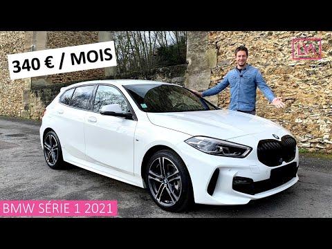 Essai BMW SÉRIE 1 (2021) - A 340€/mois, on peut rouler en BMW neuve!