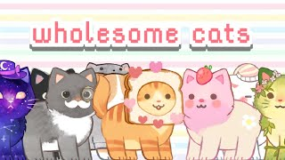 Wholesome Cats - Android/iOS Game Trailer