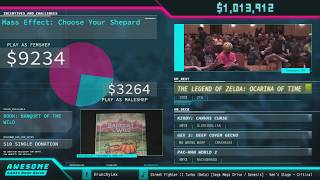 The Legend of Zelda: Ocarina of Time by ZFG in 4:33:19 AGDQ 2018