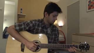 """Abhishek Sharma - """"Kabhi aisa lagta hai"""" by Lucky Ali - Guitar"""