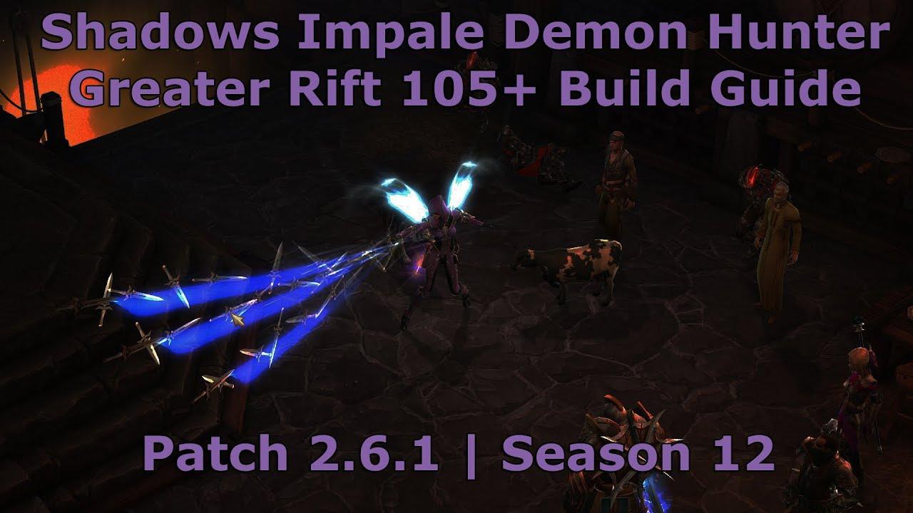 Demon Hunter Impale Build Season
