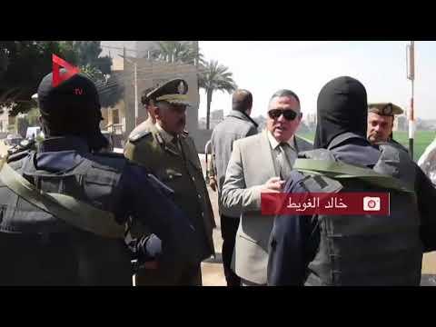 الوطن المصرية:مدير أمن سوهاج يتفقد الخدمات الأمنية بمنطقة أبيدوس الأثرية