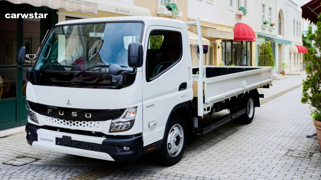 New 5 FUSO Canter - Truck popular Eclusive renewed
