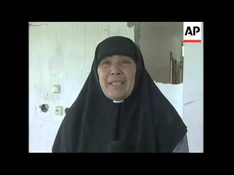 """Beit Hanoun reax to report: shelling of town cld constitute """"war crime"""""""