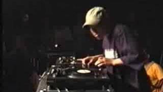 DJ Shortkut - DMC 1998 US Finals Routine