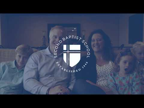 Second Baptist School - A Strategic Approach to Distance Learning