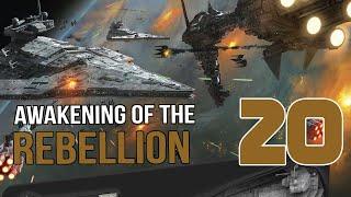 Star Wars Empire at War Awakening of the Rebellion Эпизод 2 Итор Наш