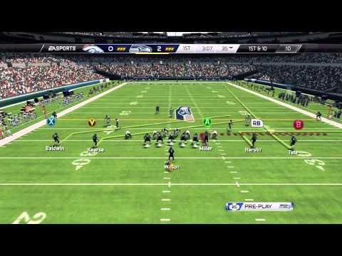 How To Run The Most Effective Hurry Up Offense (Madden 25)