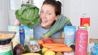 Spontaner FOOD HAUL | Das kaufe ich ein