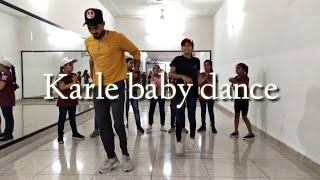 Karle baby dance | Urban choreography by ray | IDS