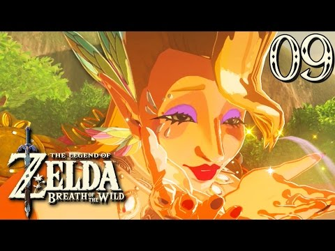 Zelda Breath of the Wild #09 : LE VŒU DE LA GRANDE FÉE !