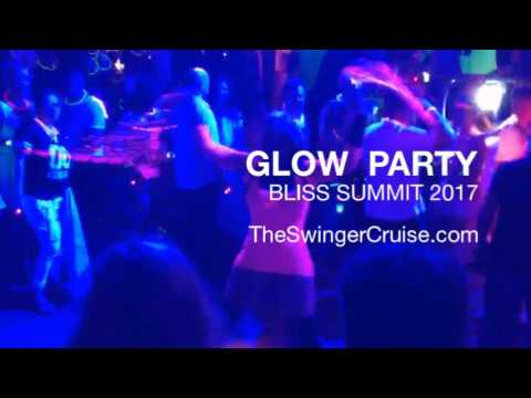 BLISS CRUISE GLOW PARTY from YouTube · Duration:  51 seconds