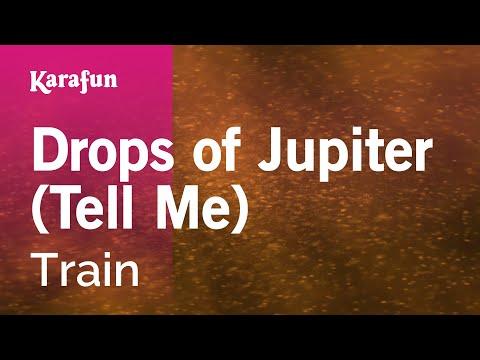Karaoke Drops Of Jupiter (Tell Me) - Train *