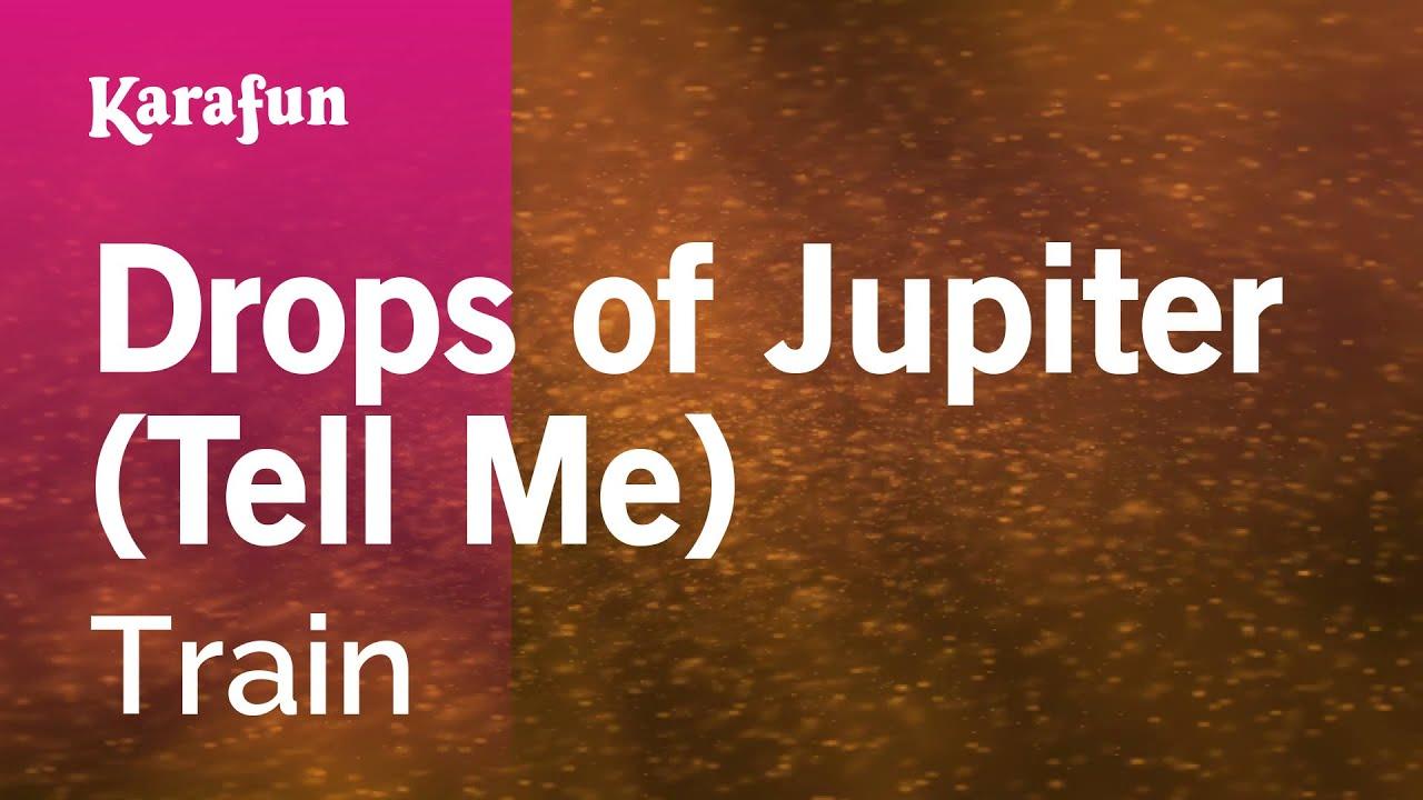 drops of jupiter mp3 download