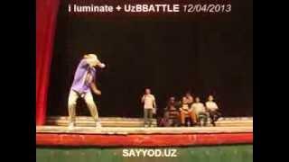 i luminate + UZBBattle 2013
