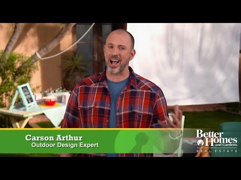 Create a Backyard Cinema with Carson Arthur