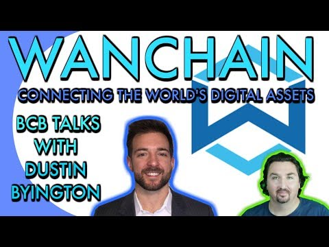 Dustin Byington speaks with BCB about Rebuilding Finance &  Connecting the World's Dig. Assets