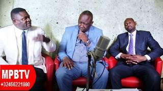 RDC-Alerte complot Katumbi  contre le peuple..Grand Sankara/UK soutient Felix Tshisekedi