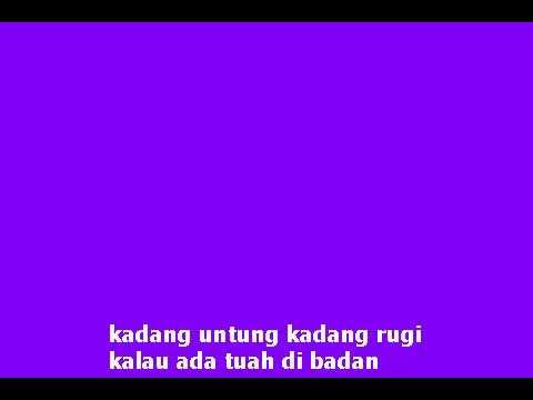 Lirik Lagu Marpoken
