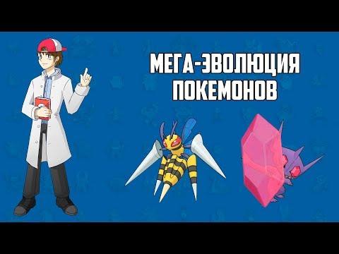 Мега-эволюция покемонов (лекция из цикла «Лаборатория профессора Хюнта»)
